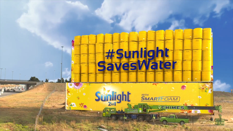 Sunlight Saves Water
