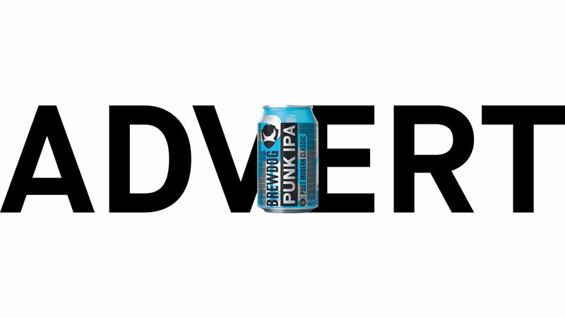 Brewdog 'Advert' x Meshuggah 'Bleed'