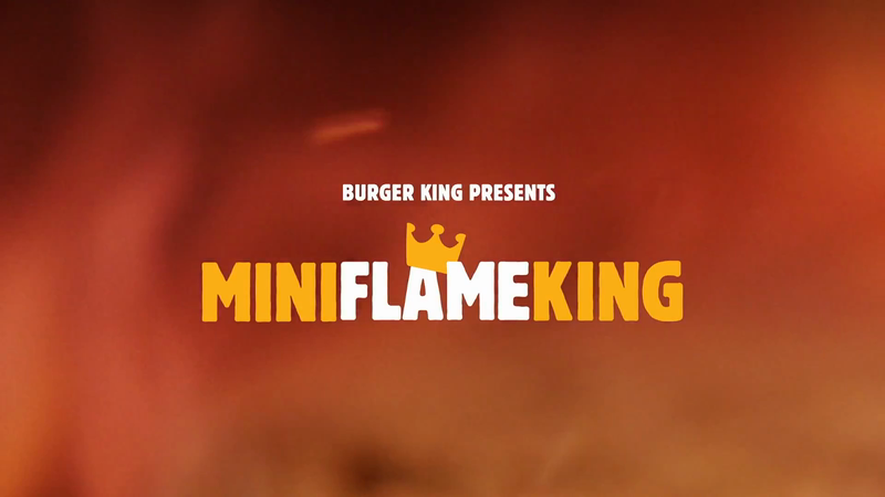 Mini Flame King
