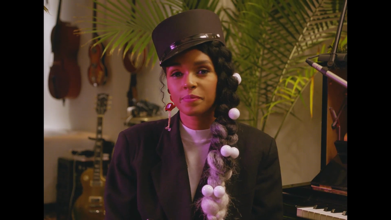 Janelle Monae, A Revolution of Love