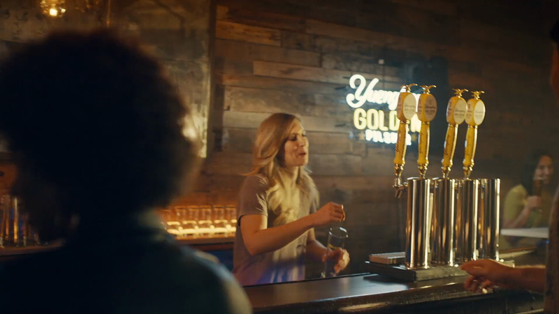D.G. Yuengling & Sons- Golden Hour