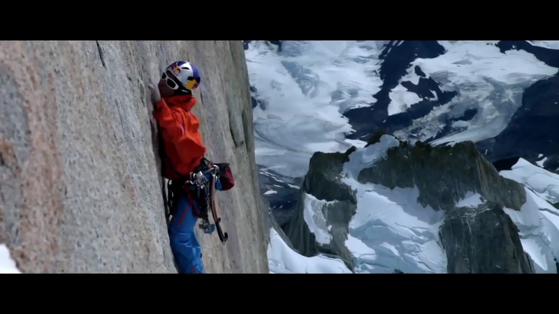 DAVID LAMA (R.I.P.) - RED BULL - CERRO TORRE - directed by Thomy Dirnhofer