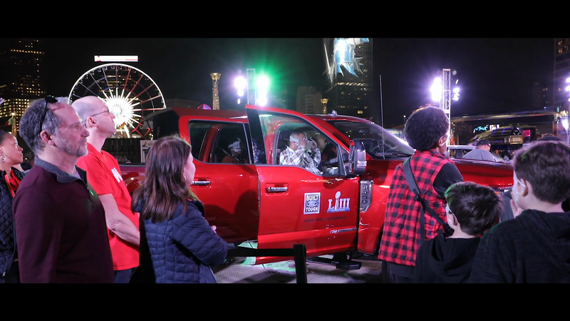 Ford Super Bowl Fan Journey Case Study