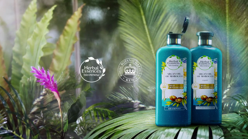 Unleash Mama Natures Secrets with Herbal Essences
