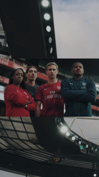 Puma vs Arsenal