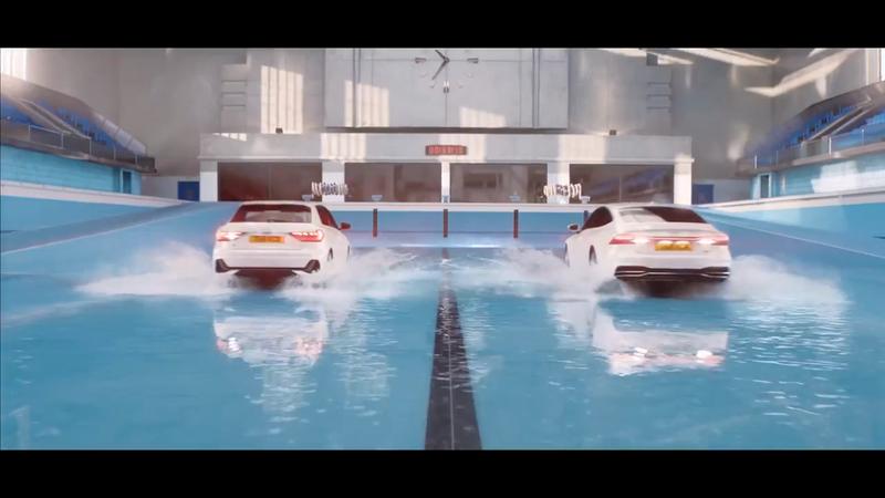 Audi 'Synchronized Swim'
