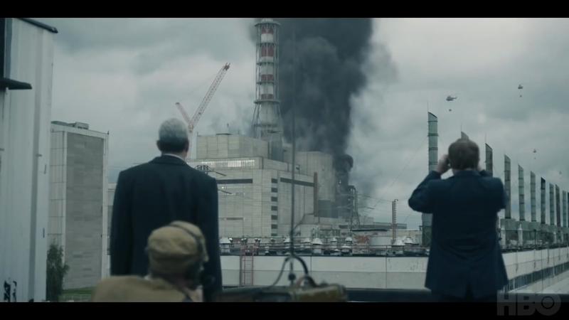 CHERNOBYL HBO (TV series)