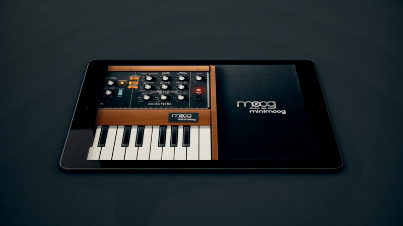 Moog - Model 15 & MiniMoog
