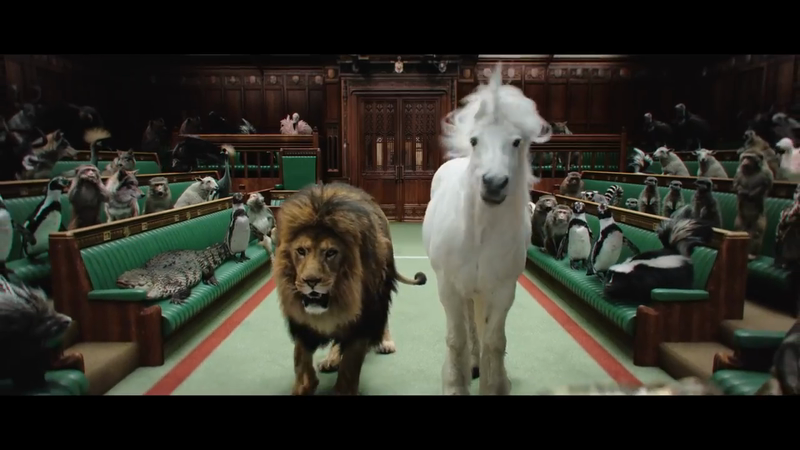 """The Times & Sunday Times """"Westminster Zoo"""""""