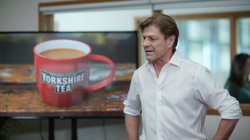 Yorkshire Tea: Where Everything's Done Proper - Induction
