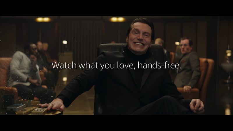 Amazon - Watch What You Love: Villain