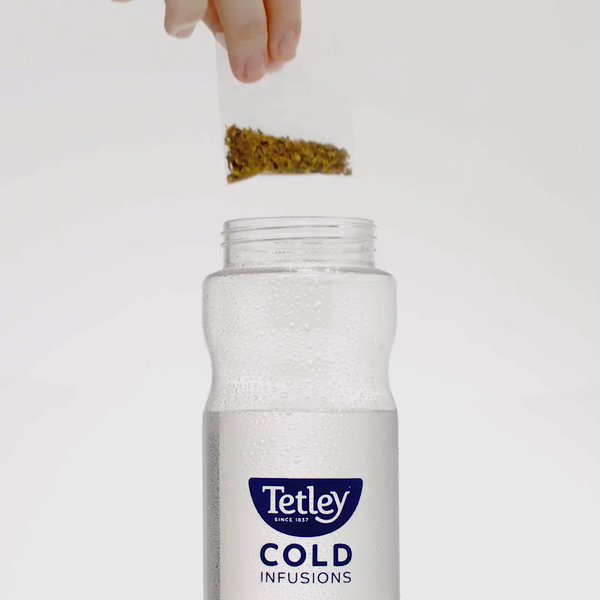 Tetley - Cold Running Machine