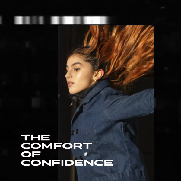 ASICS - The Comfort of Confidence 1