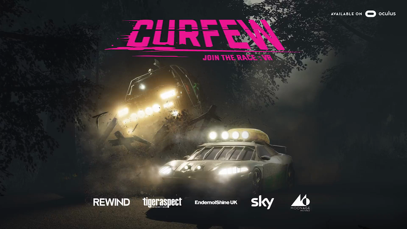 Curfew: Join The Race VR-support