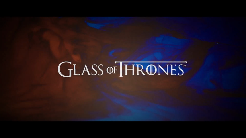 Glass of Thrones-support