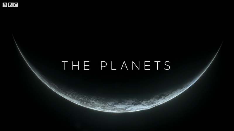 BBC The Planets // First look trailer