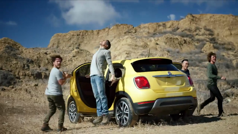 "Fiat – ""Own Your Freedom"""