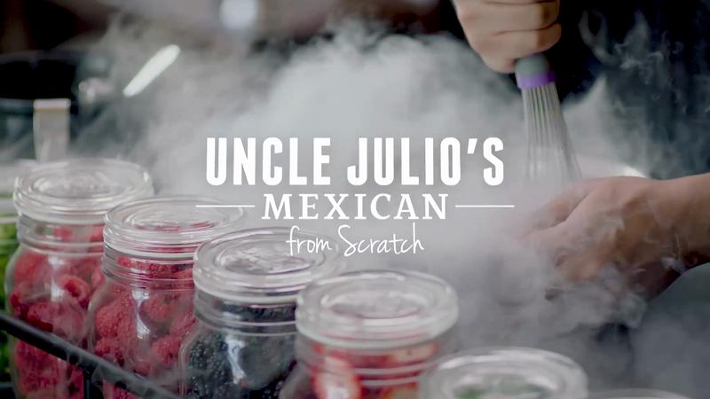 Uncle Julio's -321 Margarita