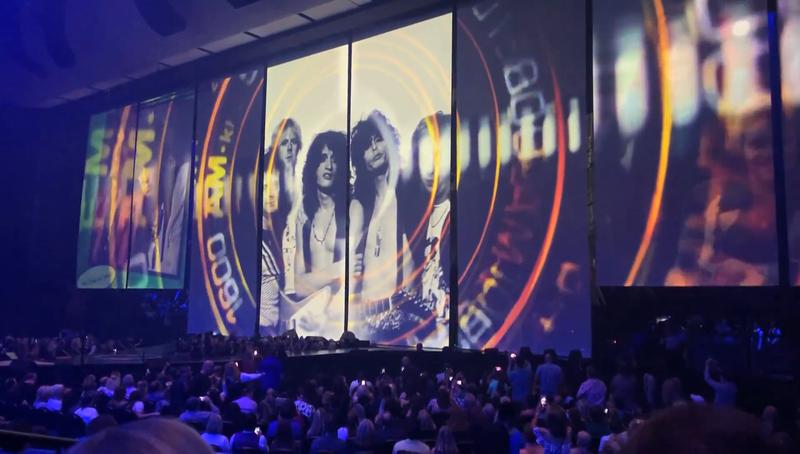 Aerosmith 'Deuces Are Wild' Las Vegas Residency