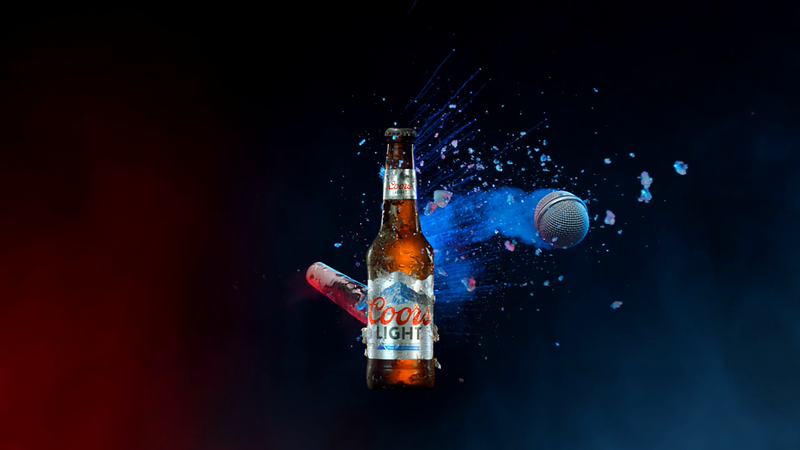 Coors Light - 'Coldest Of All Time'