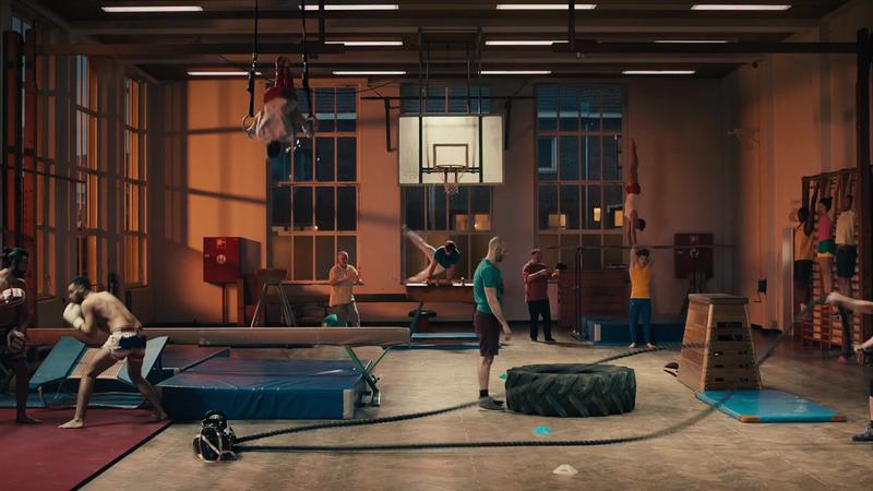 Fluvius - Gym