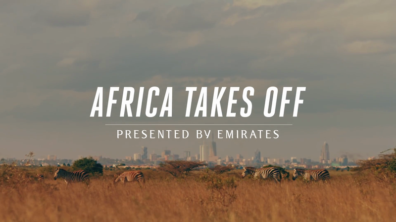 Emirates - Captains of Africa