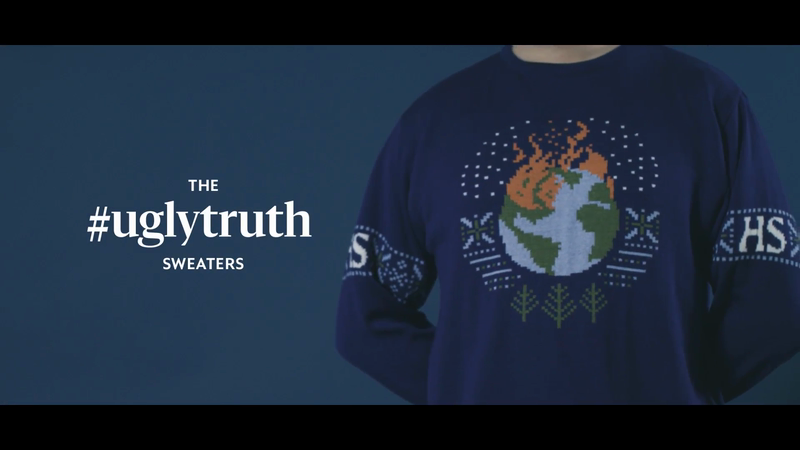 The Ugly Truth Sweaters-support