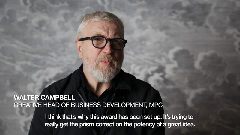 Defining Immortality - Walt Campbell, Creative Head of Business Development, MPC