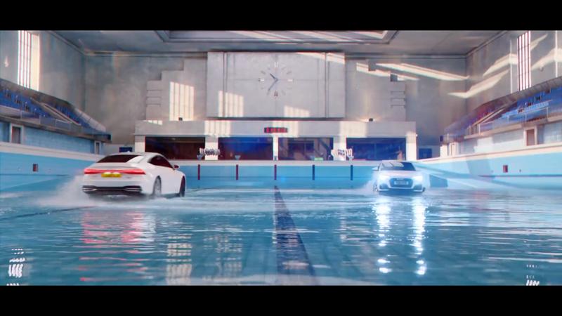 'Synchronized Swim'