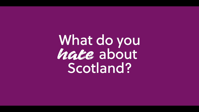 National Trust For Scotland - What Do You Love About Scotland?