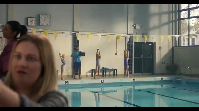McDonald's - Swimmer