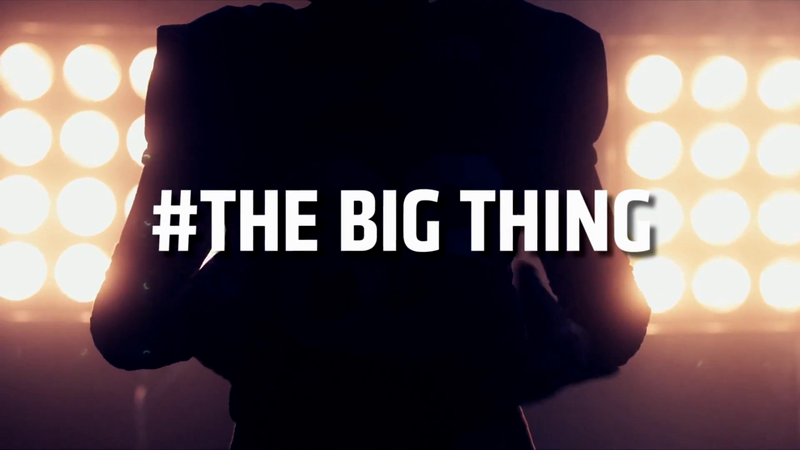 #TheBigThing-support