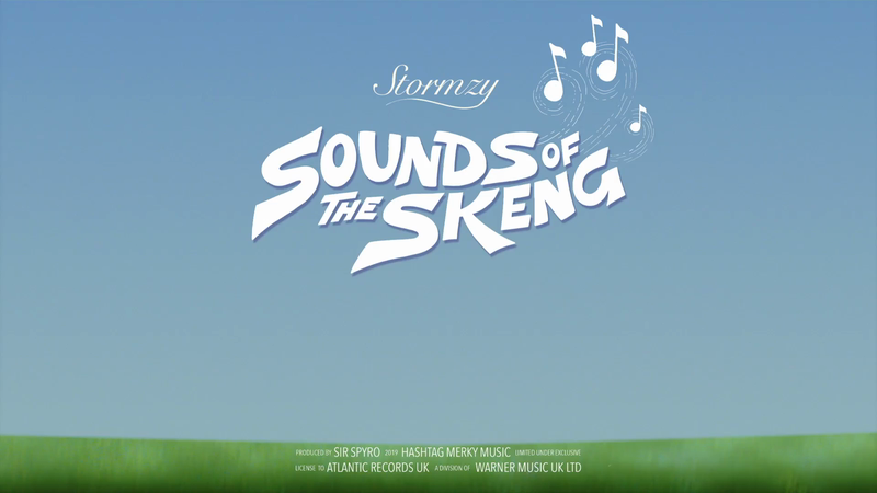 Stormzy - Sound of The Skeg