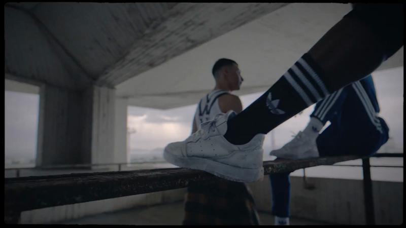 Adidas & Zalando 'My Supercourt, My Story'