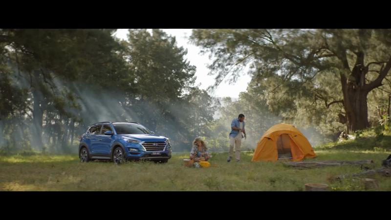 """Hyundai Tucson """"Tent"""" 45sec"""