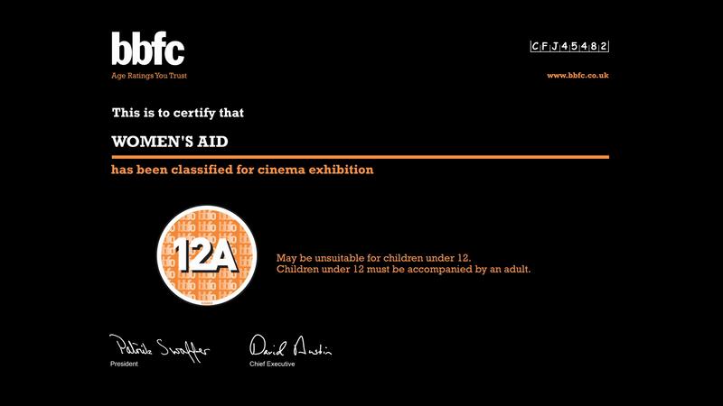 Women's Aid - 160k Children