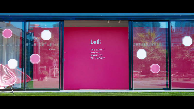 Lolli: The Exhibit Nobody Wants To Talk About