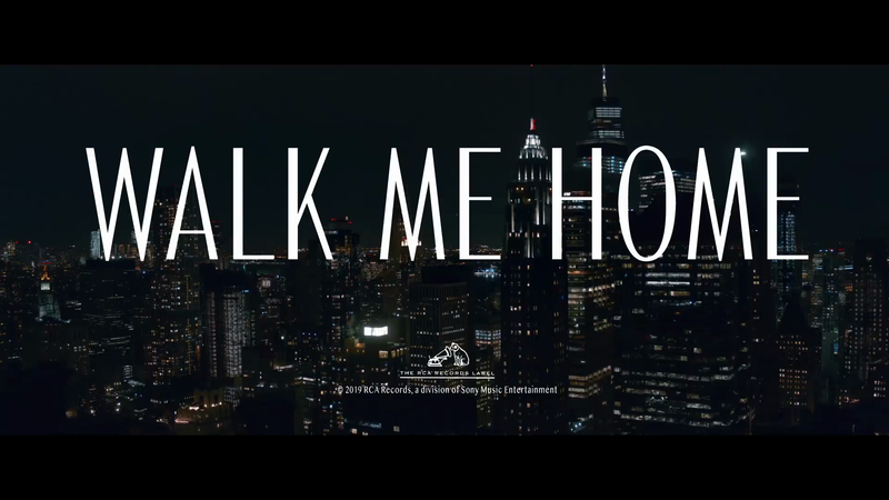 "P!NK, ""Walk Me Home"""