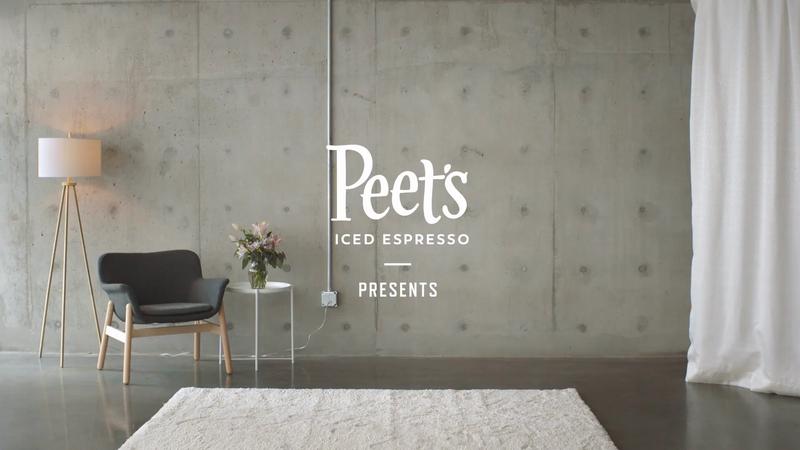 """Always Justified"" Peet's Iced Espresso"