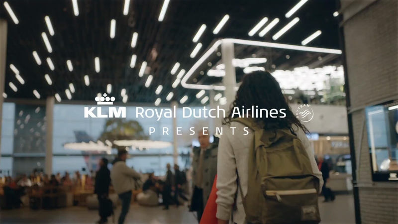 KLM - Bringing People Together: Yulenka's Story