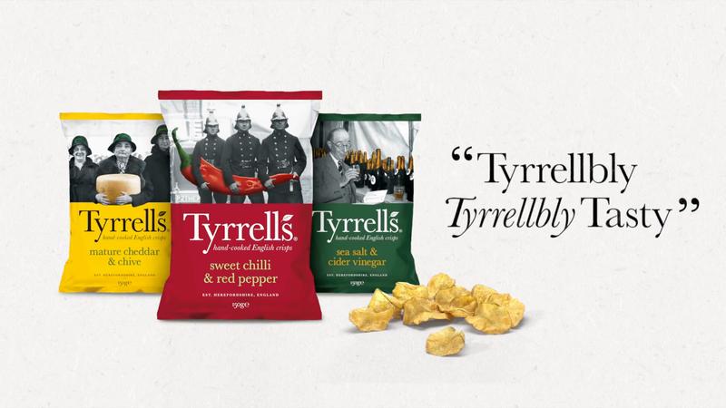 "St Luke's - Tyrrells ""Tyrrellbly Tasty"""
