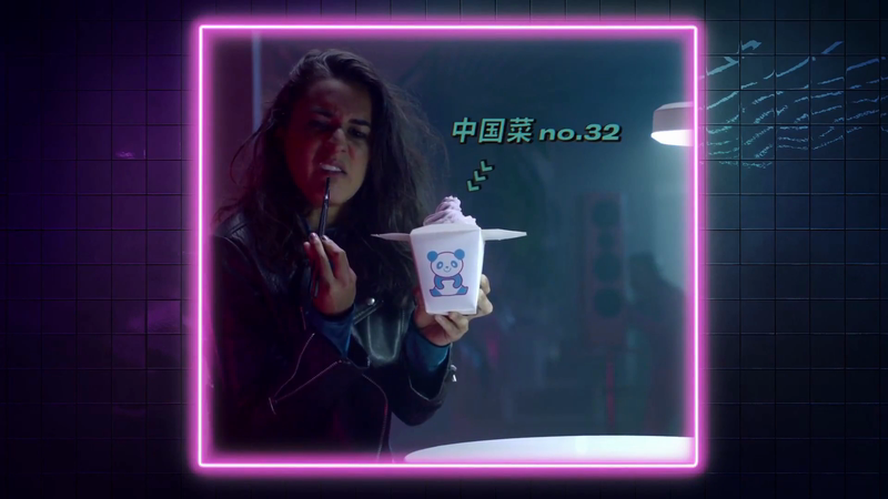 "Havas - Gaviscon ""Night Lab: Food-Flavoured Yoghurt"""