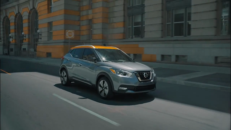 Nissan Kicks - Kicks Effect