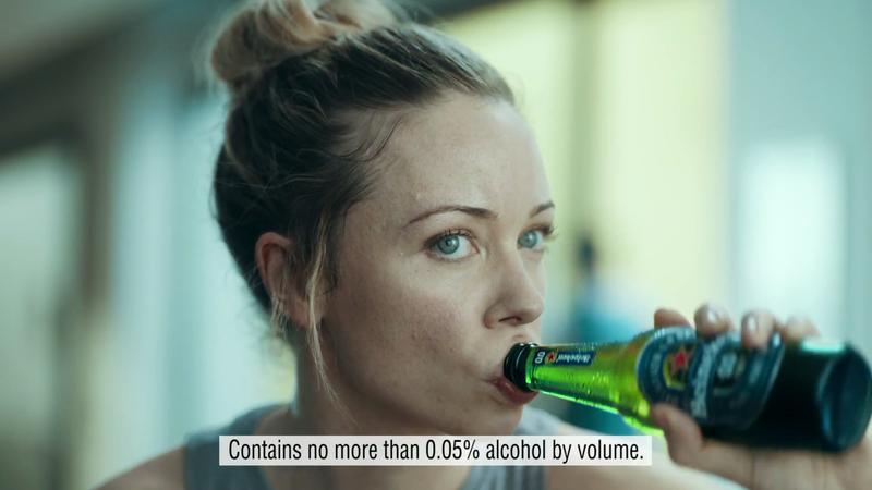 Heineken - Healthy Lunches