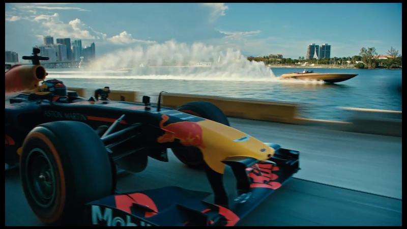 "Racing ""F1 Road Trip Pt. II"""