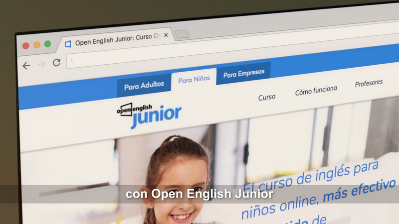 Open English Junior