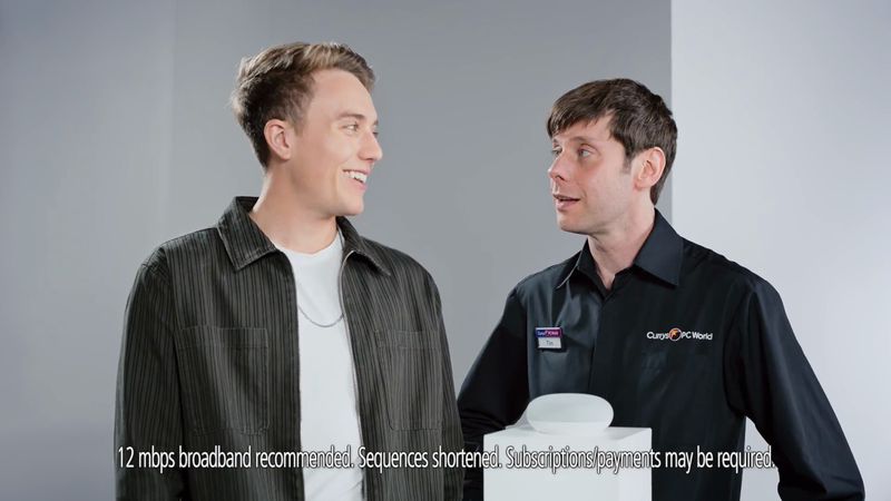 Currys PC World - Google Nest Mini: Roman Kemp
