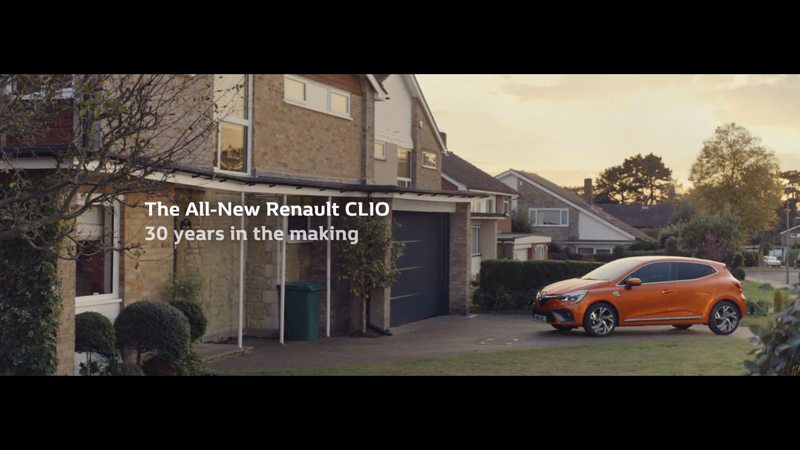 The French Exchange - Renault Clio