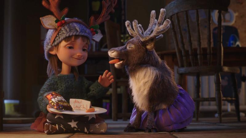 McDonald's - Archie the Reindeer