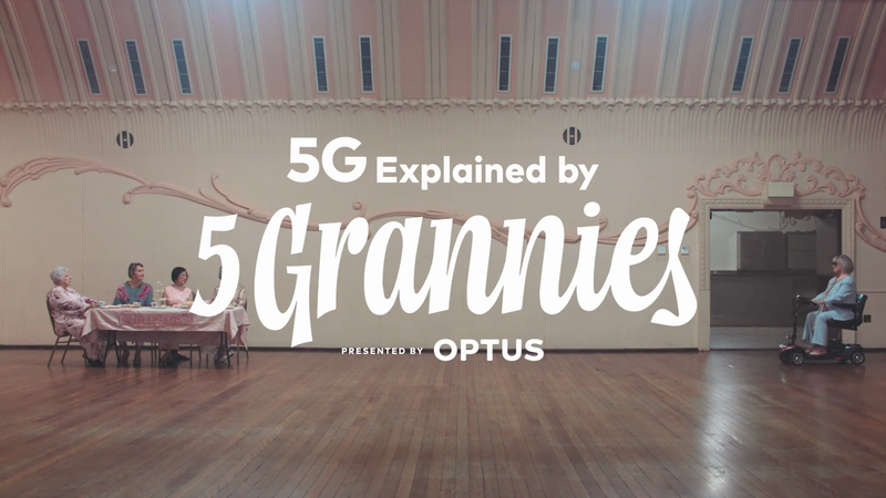 5G Explained by 5Grannies